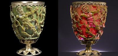 Un gobelet vieux de 1600 ans montre que les romains étaient pionniers en nanotechnologie