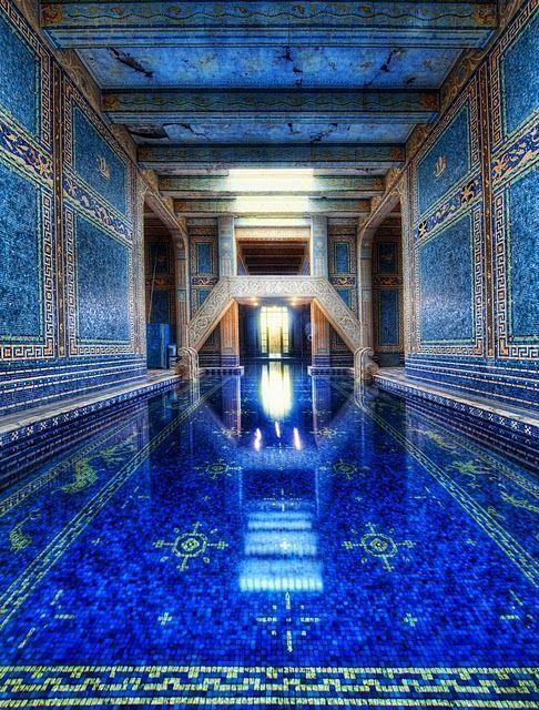 Villa bleue
