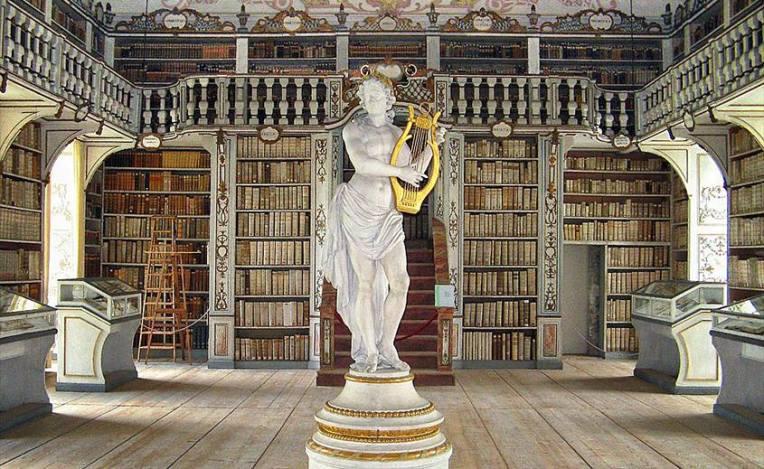Bibliothèque de la Cathédrale de Freising