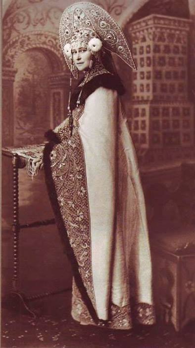 La Grande Duchesse Elizabeth Feodorovne de Russie