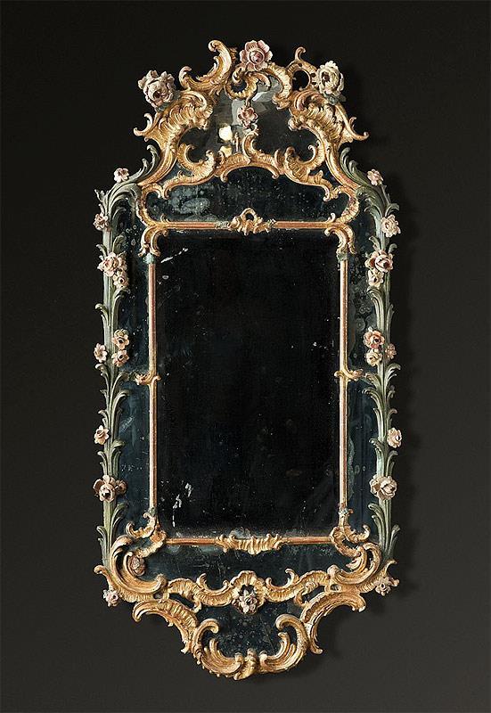 Miroir du XVIII° siècle