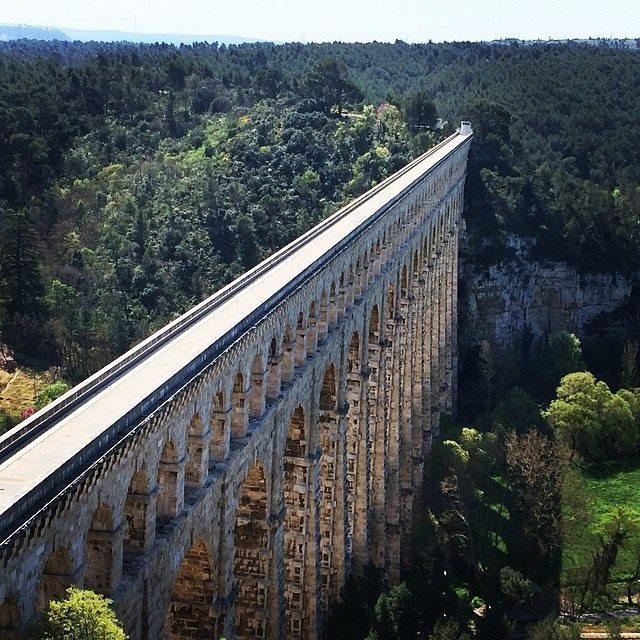 acqueduc de Rocquefavour près d'Aix-en-Provence