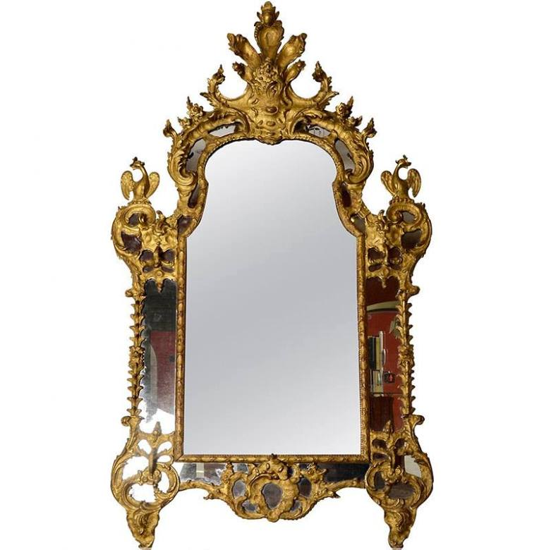 Miroir à parecloses